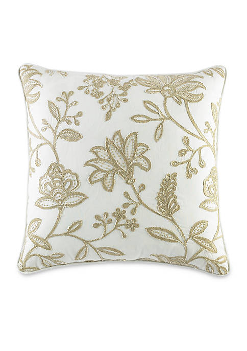 Croscill Devon Square Decorative Pillow