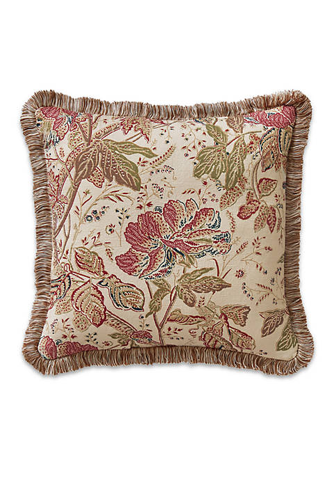 Croscill Camille Square Decorative Pillow