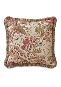 Camille Square Decorative Pillow