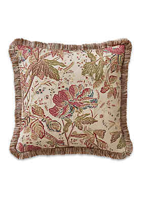 Croscill Camille Square Decorative Pillow ...