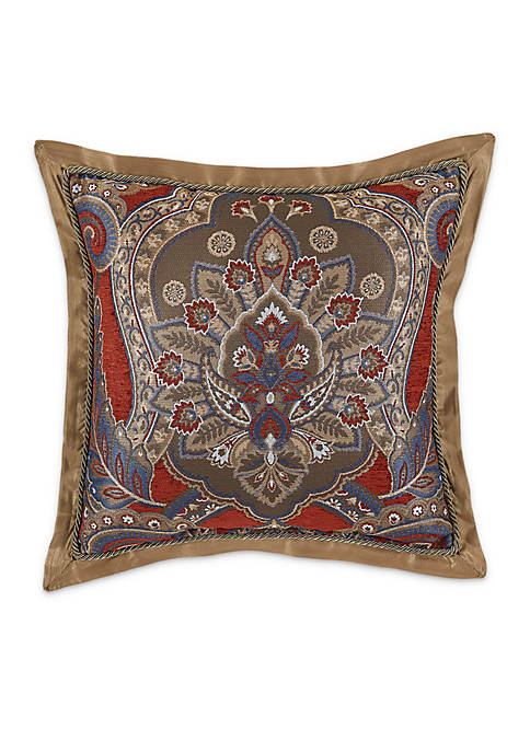 Croscill Margaux Square Throw Pillow