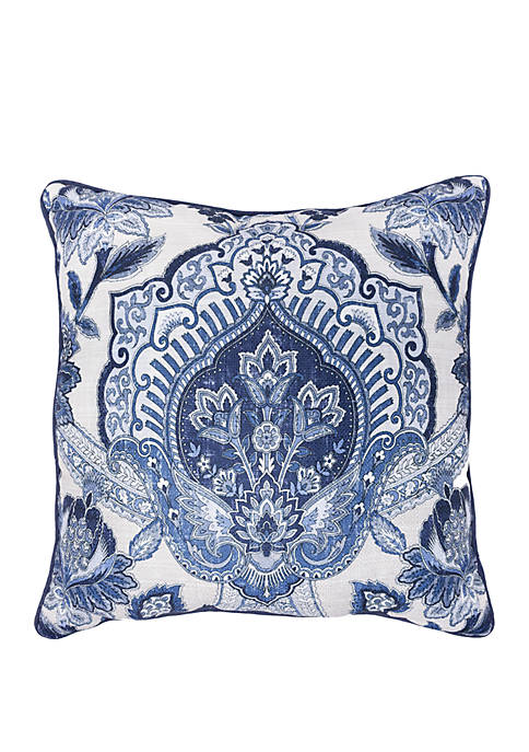 Croscill Leland Square Pillow