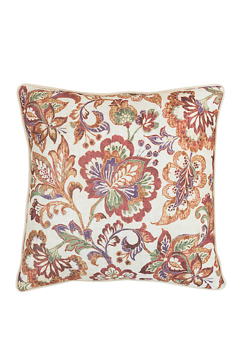 Croscill Delilah Square Pillow