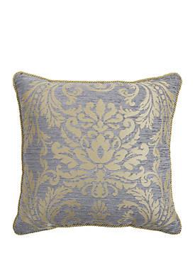 Nadia Damask Throw Pillow