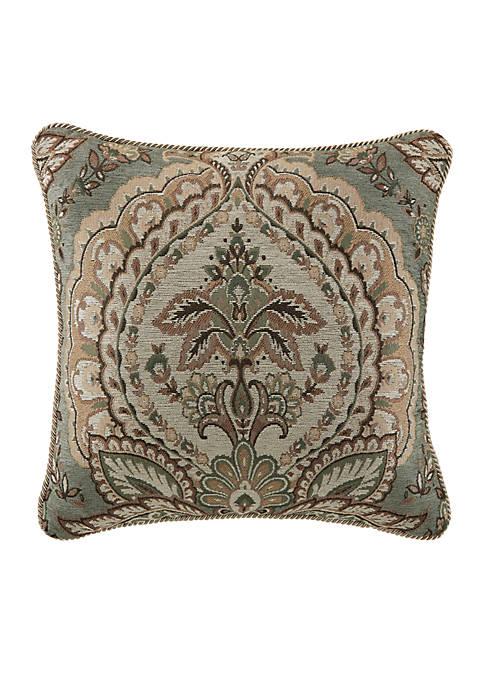 Croscill Rea Square Throw Pillow