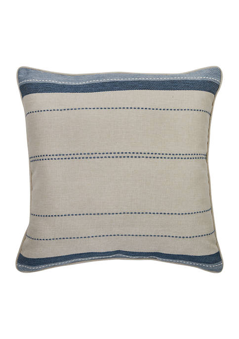 Croscill Silas Square Pillow