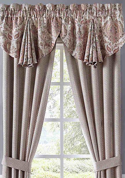 Croscill Curtains Window Treatments