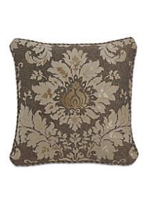 Nerissa Square Throw Pillow