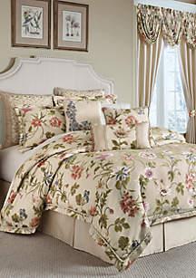 Daphne Queen Reversible Comforter Set