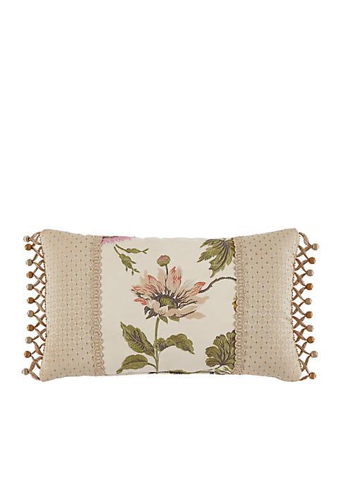 Daphne Reversible Boudoir Decorative Pillow
