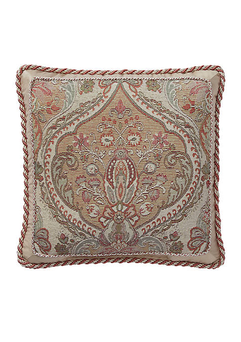 Croscill Birmingham Square Pillow