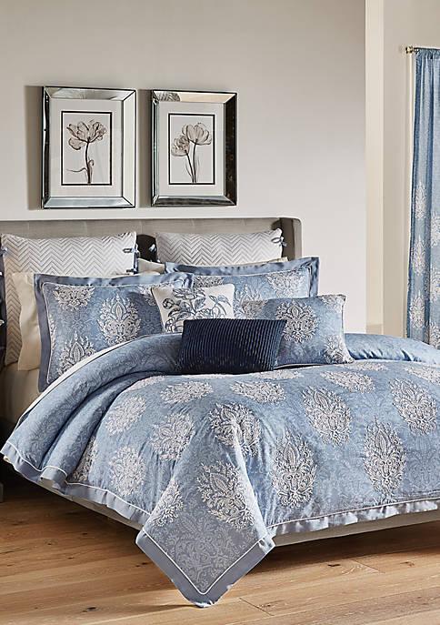 Croscill Zoelle Queen Comforter Set