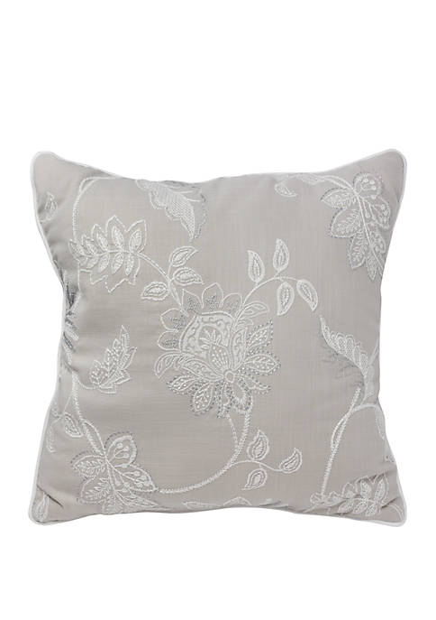 Croscill Penelope Square Pillow