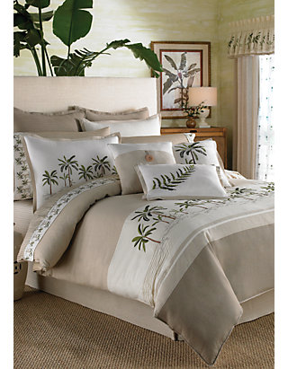 Croscill Fiji Bedding Collection Belk, Palm Trees Queen Bedding Sets