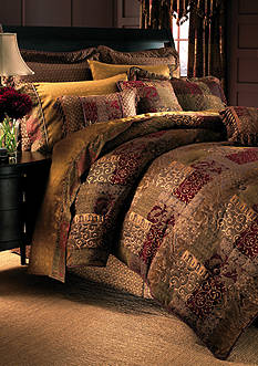 Croscill Galleria Red Bedding Collection - Online Only