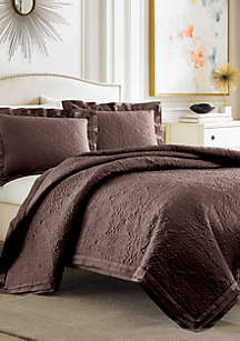 Croscill Pierce Coverlet Collection - Online Only