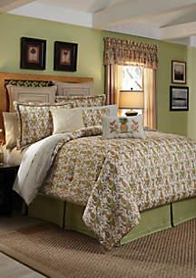 Croscill Pina Colada Bedding Collection