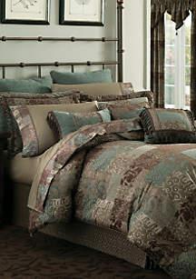 Queen Comforter Set 92x96\