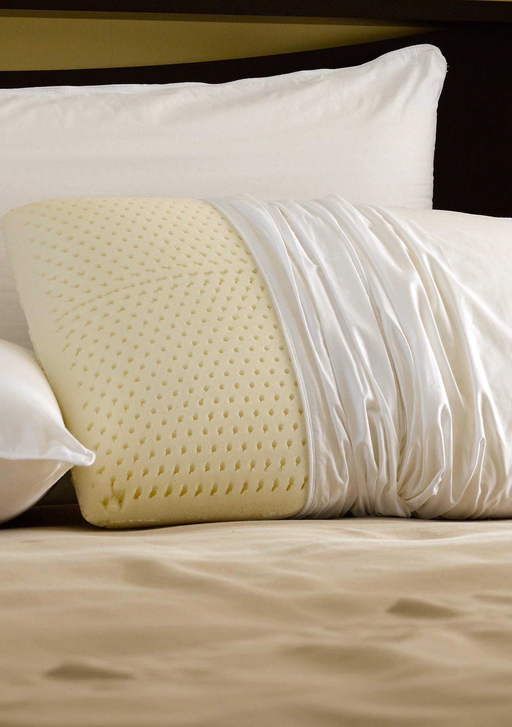 ava down alternative microfiber bath ashley laura bed pillow bedding product free
