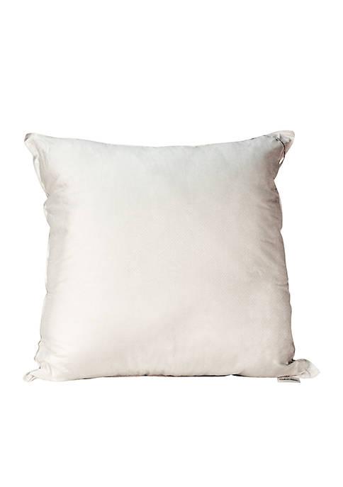 Calvin Klein Diamond Euro Square Pillow