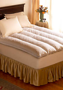 Quilt Top Feather Bed