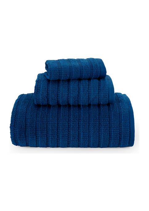 Eddie Bauer Preston Solid Cotton Towel Set