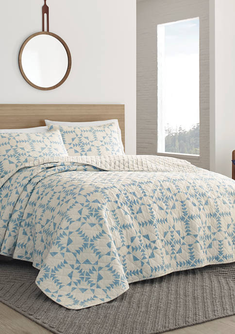 Eddie Bauer Arrowhead Cotton Quilt Sham Set