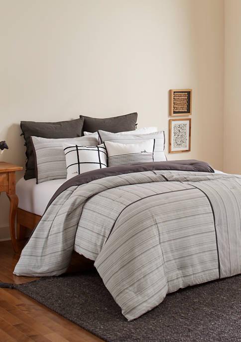 Ellen DeGeneres Riad 24 Cotton Comforter Sham Set