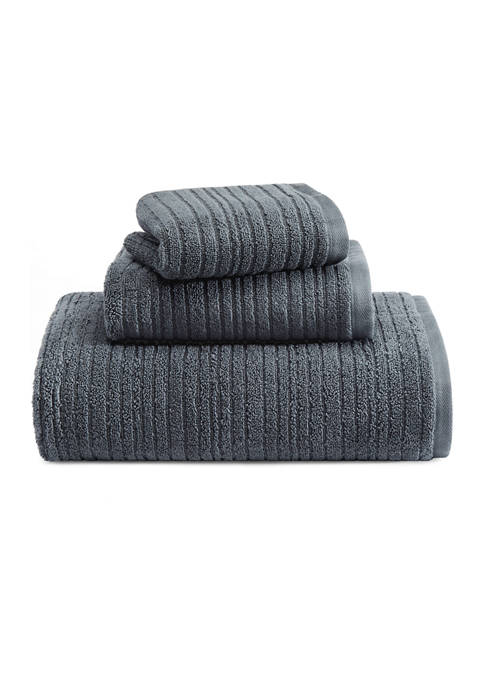 Kenneth Cole Reaction Brooks Cotton Towel Set