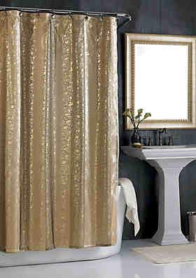 CITY SCENER Sheer Bliss Shower Curtain