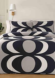 Marimekko Kaivo Comforter Set- Twin