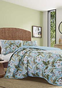 Key Largo Place Quilt Set