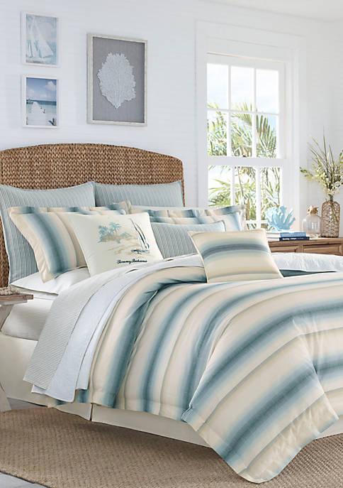 La Prisma Stripe Comforter Set