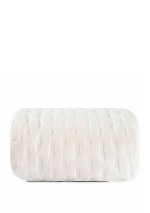 Luster White Quilt