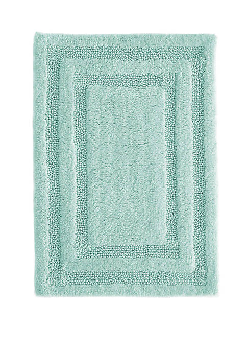 Isla Grey Bath Rug Set
