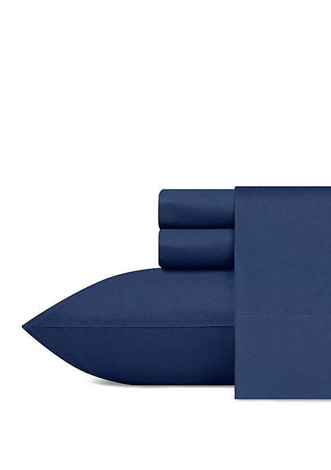 Nautica Solid Sheet Collection