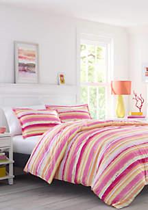 Poppy & Fritz® Alex All Cotton Comforter Set