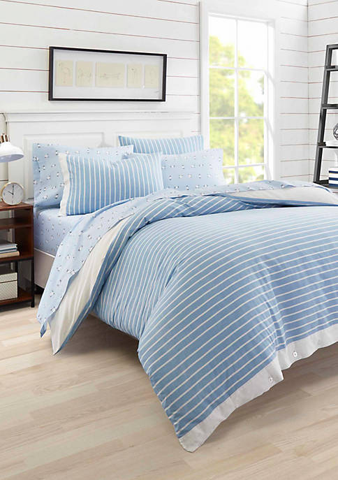 Lexington All Cotton Duvet Cover Set