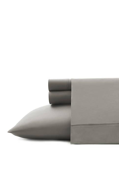 Adrienne Vittadini Solid Ultra Soft Sheet Set