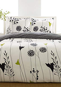 Perry Ellis® Asian Lily Comforter Set