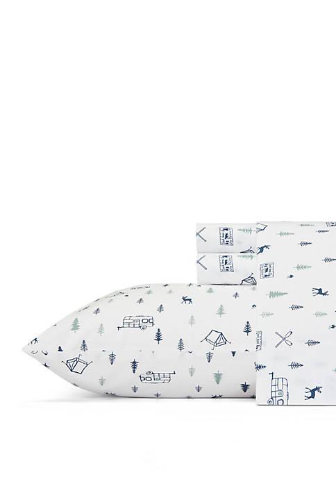 Eddie Bauer Campout Cotton Sheet Sets