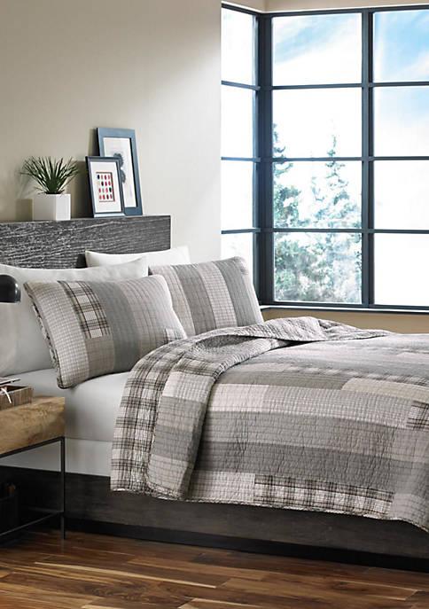 Fairview Cotton Quilt Set