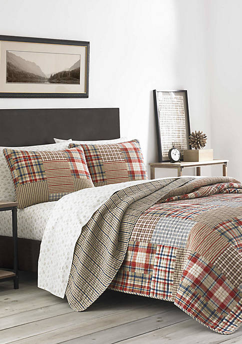 Eddie Bauer Hawthorne Cotton Quilt Sets