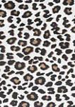 4 Piece Betseys Leopard Satin Sheet Set