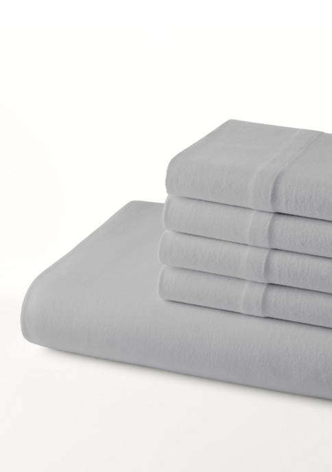 Nautica Jersey Knit Sheet Set