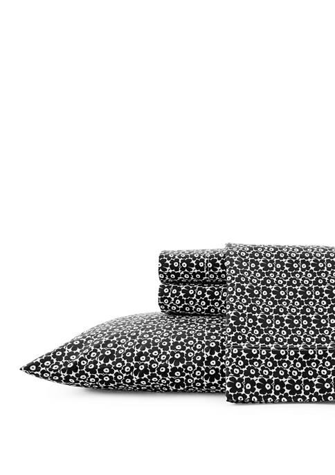 Marimekko Pikkuinen Unikko Cotton Sheet Set
