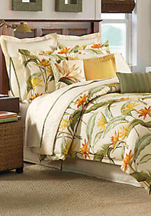 Birds of Paradise Bedding Collection  - Online Only