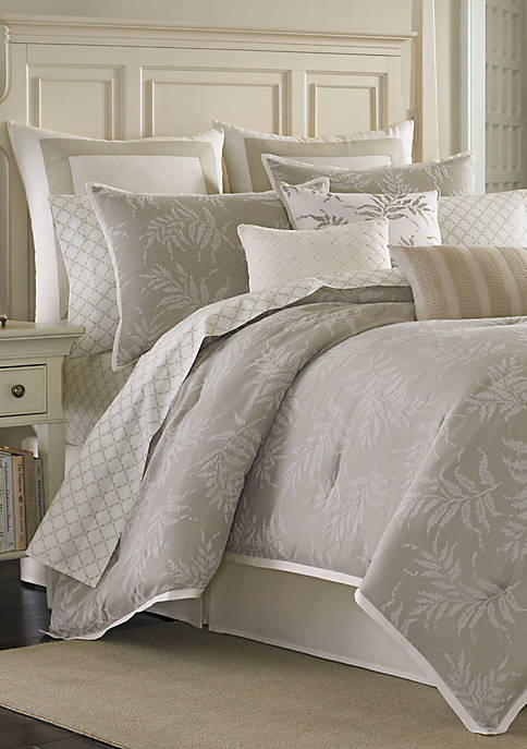 Bracken Leaf King Comforter Set 92-in. x 106-in.