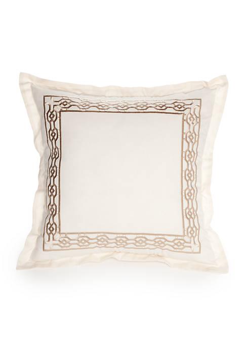 Mangrove Decorative Pillow 18-in. X 18-in.