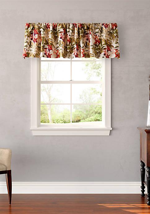 Daintree Tropics Window Valance 15-in. x 86-in. +